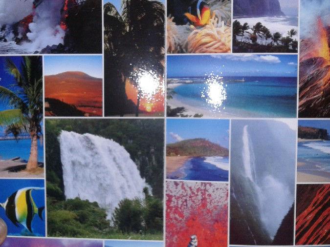 Faune, flore, cirques, cascades, volcans  voyez la beauté profonde de cette île !