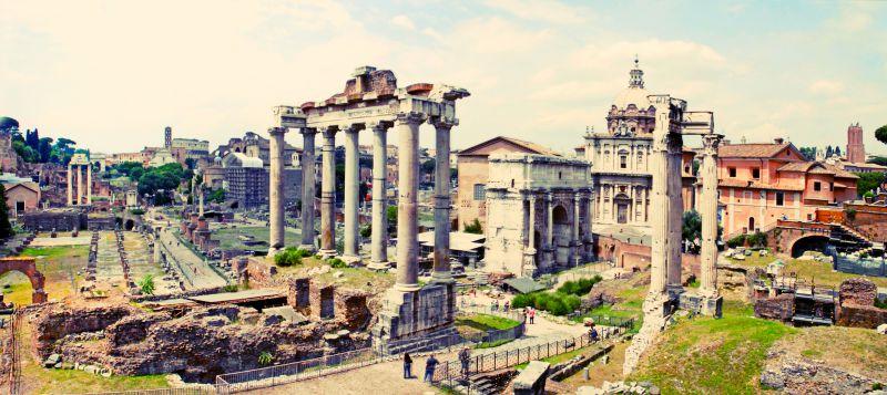 Voyage à Rome – découverte et visite de la Rome Antique
