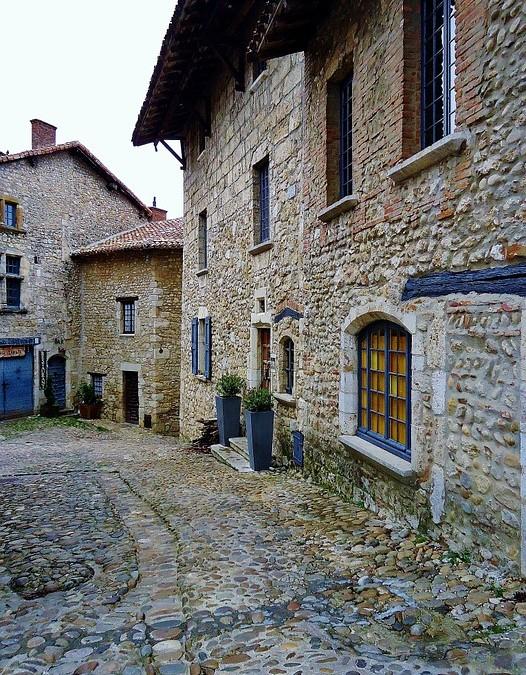 Mon top 10 des plus belles cités médiévales en France